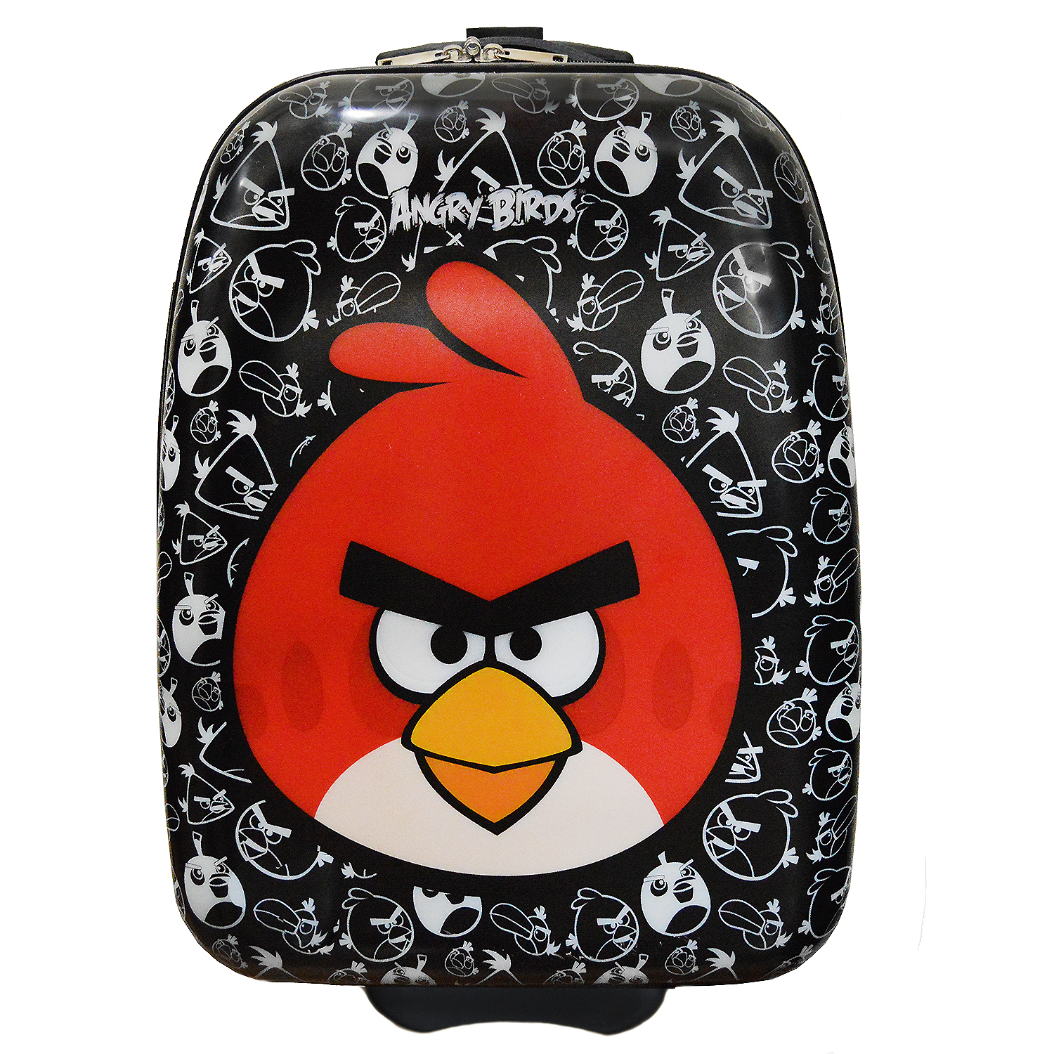 Angry Birds Big Red Hard-Shell Rolling Luggage Case
