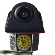 Voxx Universal Mount Back-up Camera with Dynamic Parking Lines