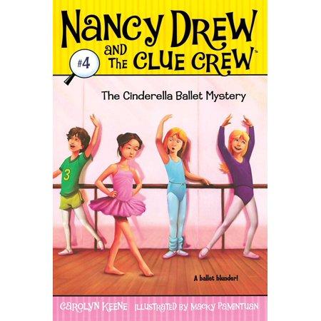 The Cinderella Ballet Mystery](Drizella Cinderella)