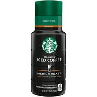 Starbucks, Unsweetened Iced Coffee, 48 Fl. Oz.