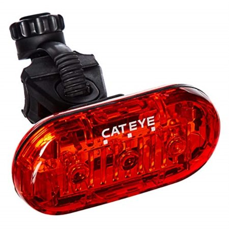 cat eye - omni 3 led safety bike light with mount, rear Led Eye Safety