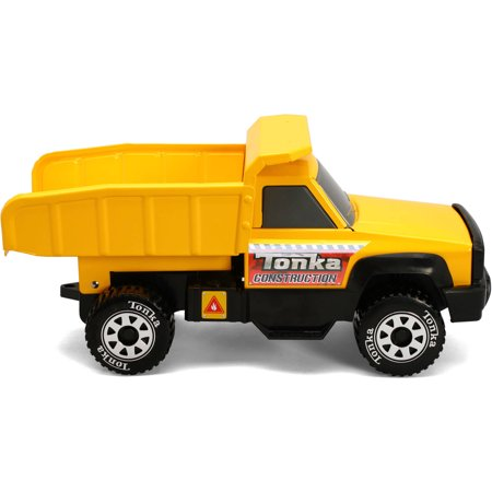 Funrise Toy Tonka Classic Steel Quarry Dump Truck - Tonka Truck Party Supplies