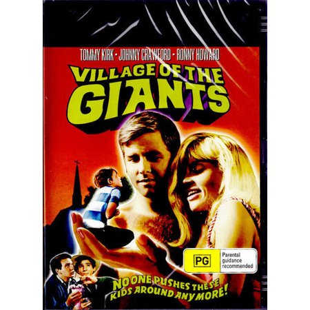 Village of the Giants (DVD)