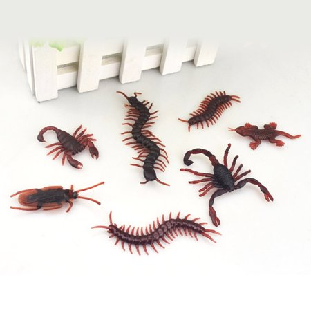 Simulation Fool'S Day Toy Fake Scorpion Gecko Flies Small Strong Scary - image 3 of 7