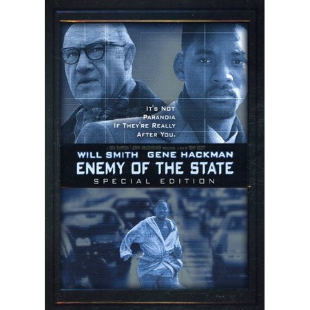 Enemy of the State (Unrated) (DVD)