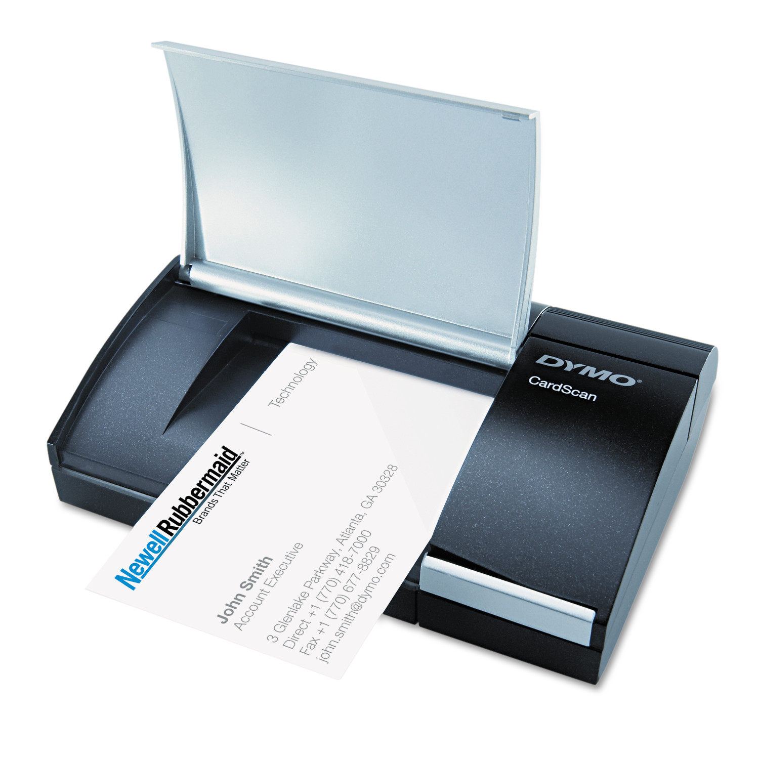 DYMO CardScan Contact Management Scanner, Personal, Vers ...