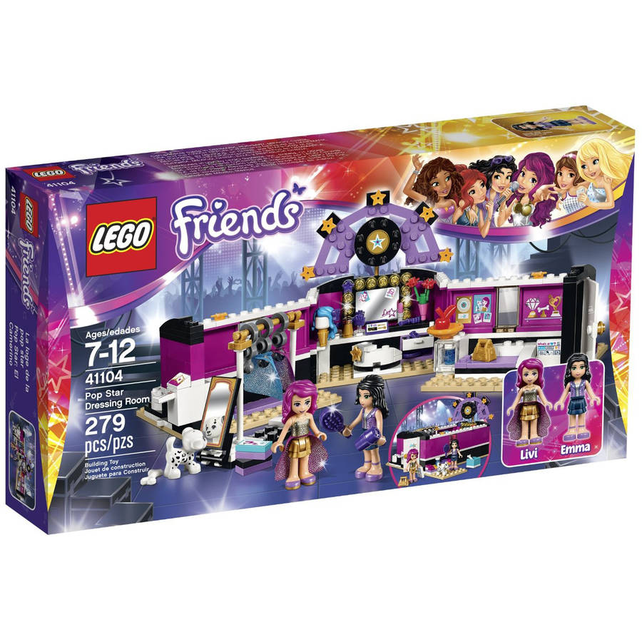 Lego Friends Heartlake Pizzeria 41311 289 Pieces Walmartcom