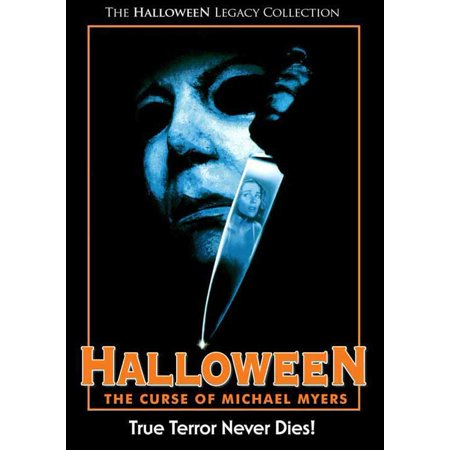 Halloween 6 Movie Poster (Halloween 6: The Curse of Michael Myers POSTER Movie B)