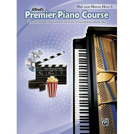 Premier Piano Course Pop and Movie - Movie Premier
