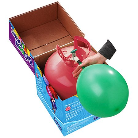 Balloon Time Helium Tank Fills 50 Ballo Walmartcom
