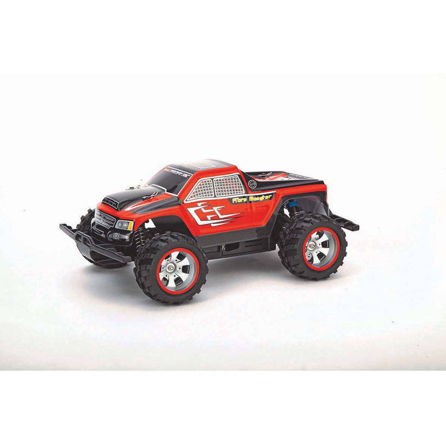 Carrera Radio Controlled 370183003 1:18 Scale RC Pick Up Truck, Red by Carrera Toys