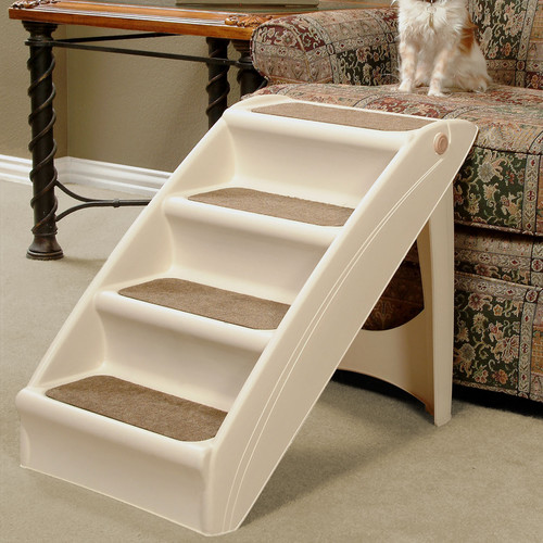 Solvit PupStep Plus 4 Step Pet Stair