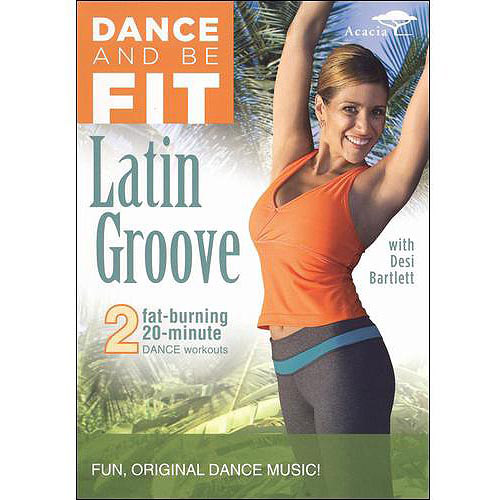 Dance And Be Fit: Latin Groove (Widescreen)