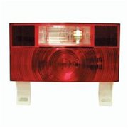 Peterson Mfg V25914 Stop & Tail Light, 8.56 In.