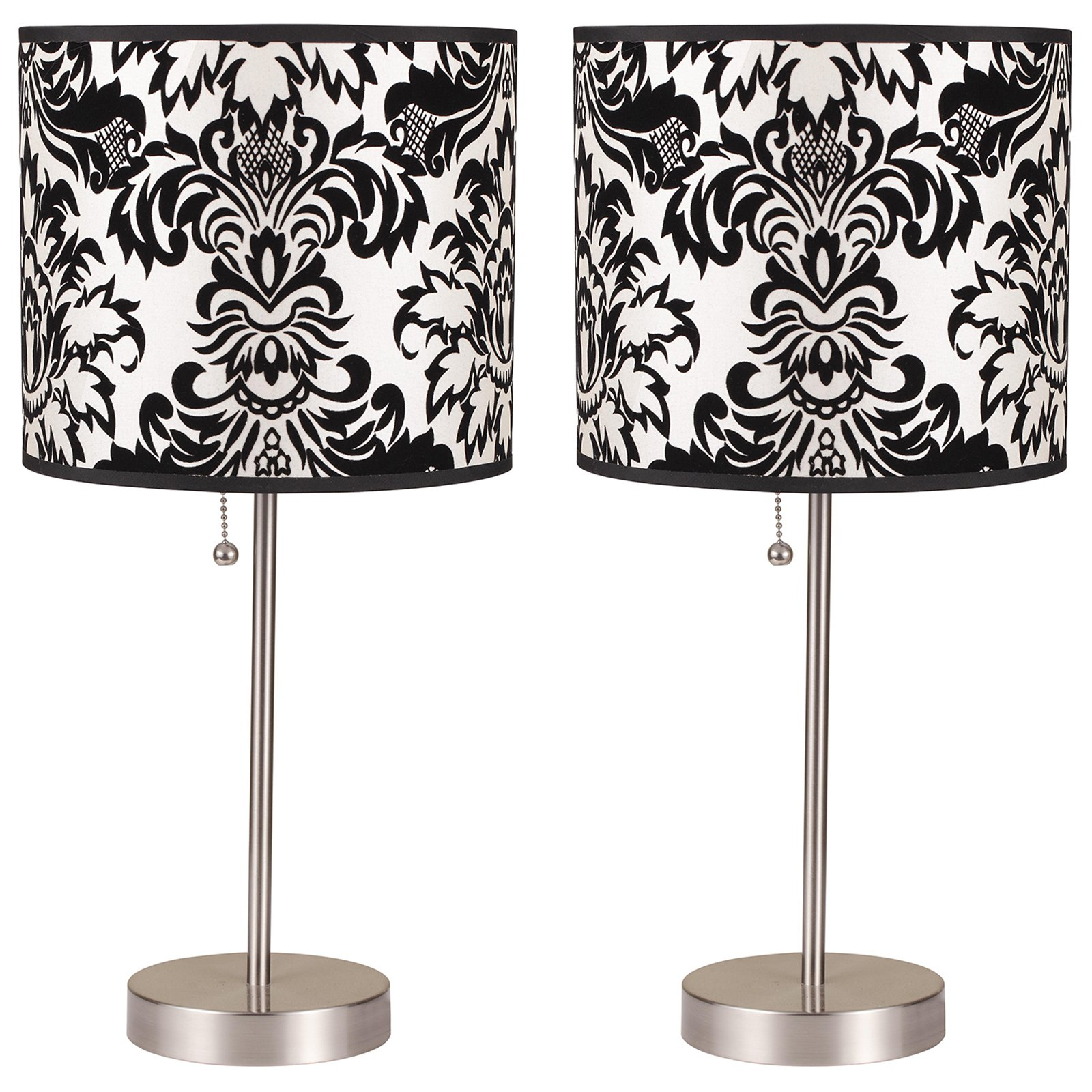 Milton Greens Ruslana Table Lamp - Set of 2