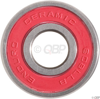 Ceramic Hybrid 608 LLB Sealed Cartridge Bearing 8 x 22 x 7