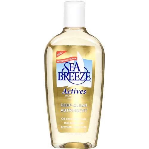 Sea Breeze Actives Deep Clean Astringent - 10 fl oz.
