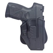 Tactical Scorpion Level II Paddle Holster: Fits Sig Sauer P320 Carry & Compact
