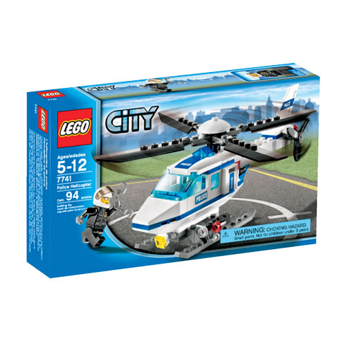 LEGO City - Police Helicopter
