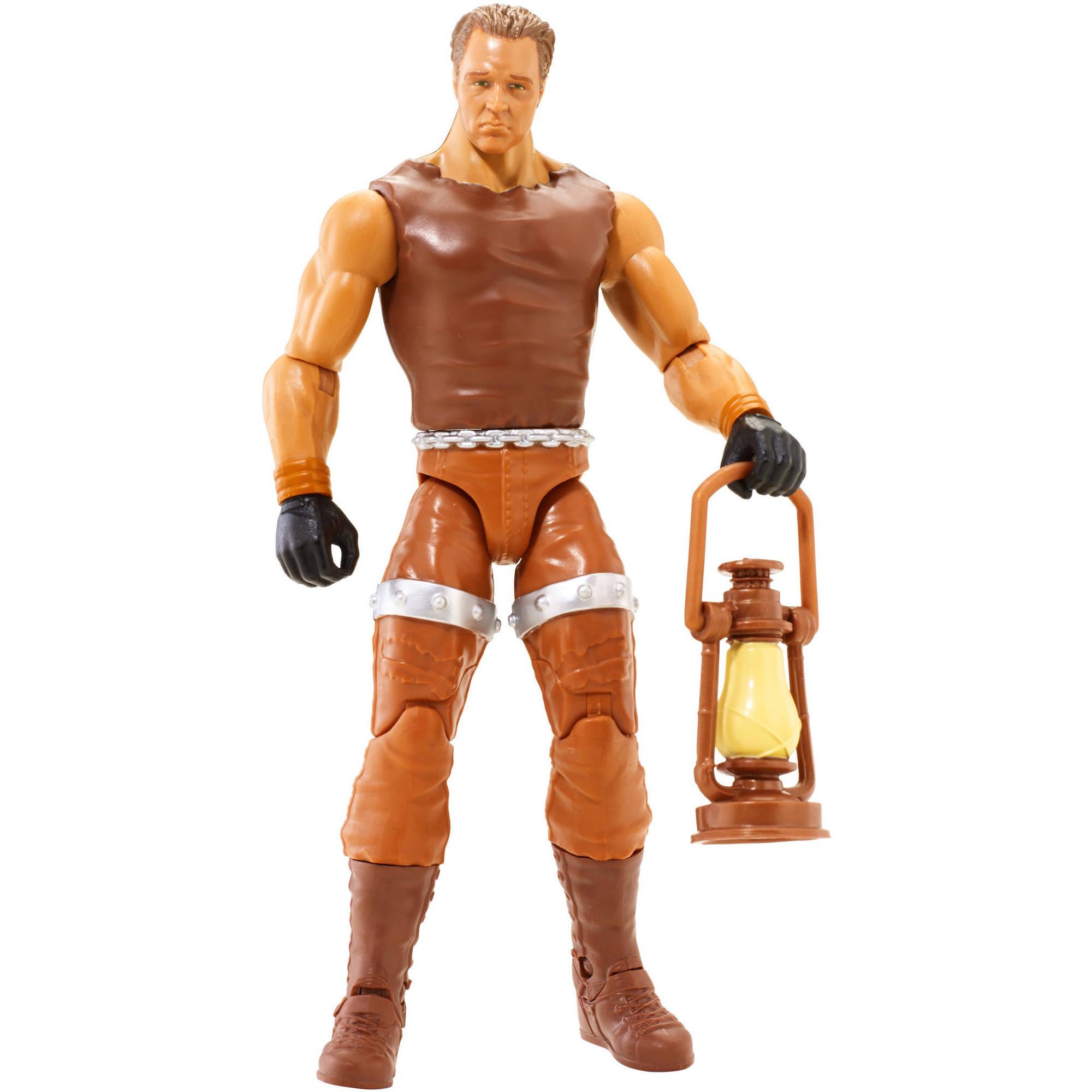 WWE Create A Superstar Dean Ambrose Figure