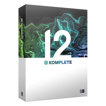 Native Instruments KOMPLETE 12 - Virtual Instruments and Effects