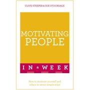 Motivating People in a Week: Teach Yourself - eBook