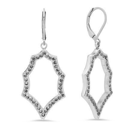 Women's Stainless Steel Dangle (Other Gemstone Earrings)