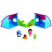 Fisher-Price Dora Fold and Surprise Camping Adventure