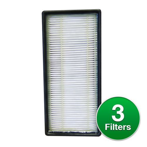 Replacement Type C HEPA Air Purifier Filter For Honeywell HHT-090 Air Cleaners - 3 Pack