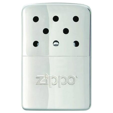 Zippo Refillable Hand Warmer, 6-Hour - Chrome