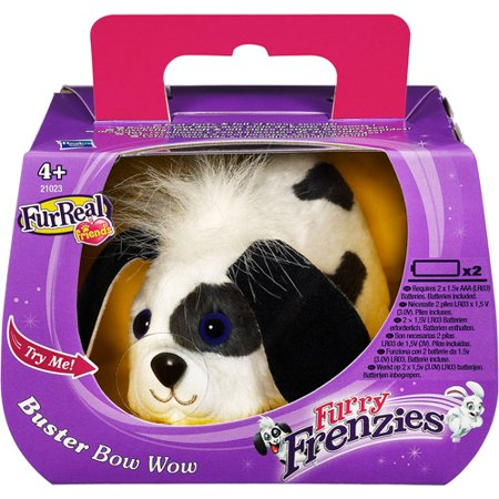 Furreal Friends Furry Frenzies Buster Bow Wow