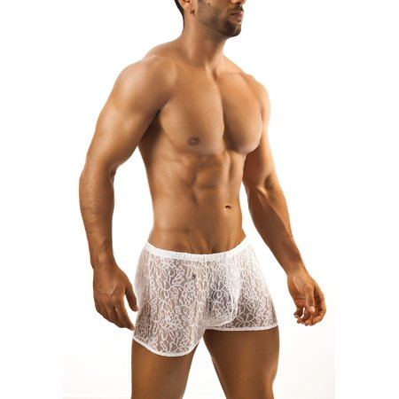 Kmart Joe Boxer - Joe Snyder Boxer-White Lace-Large