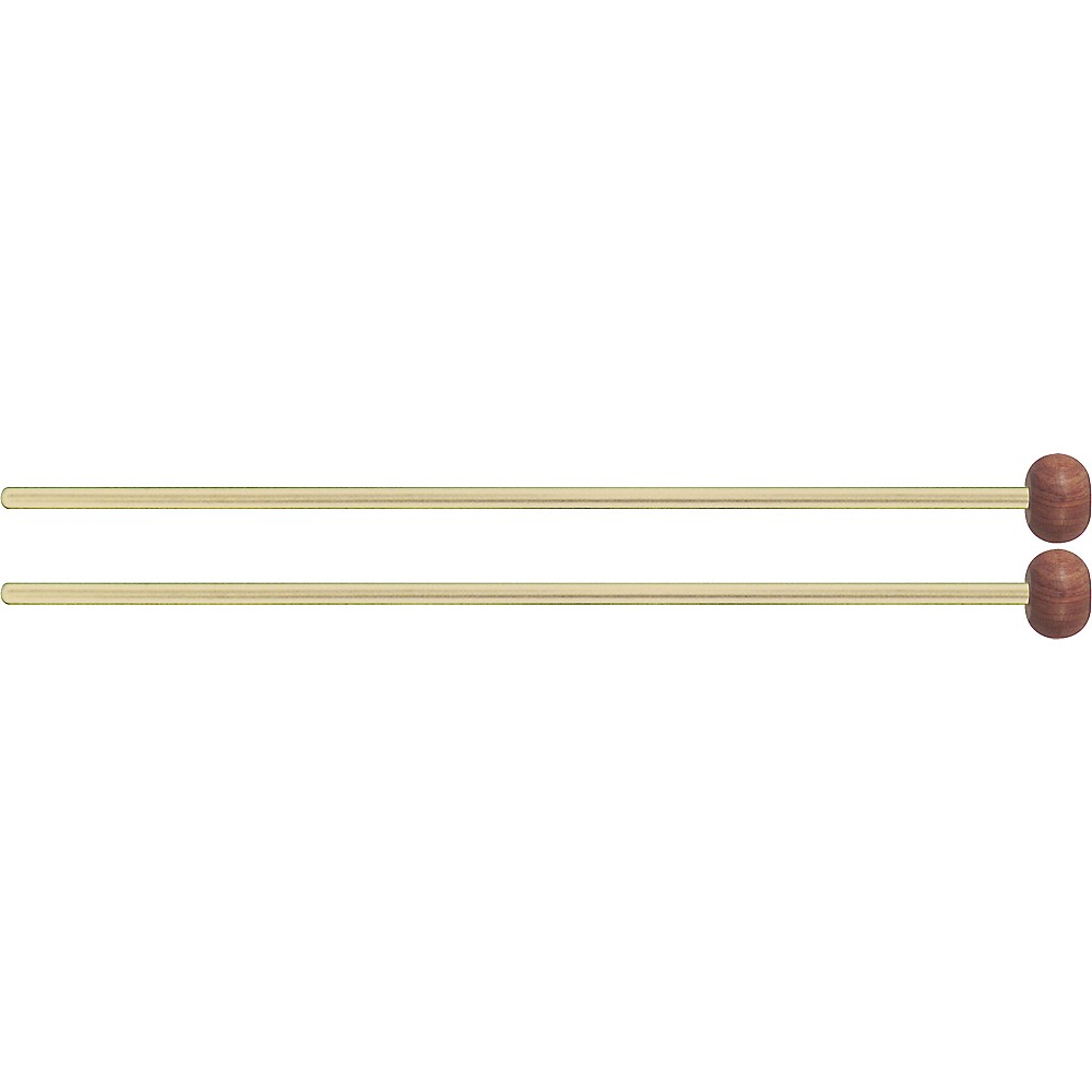 Mike Balter Unwound Series Keyboard Mallets 8A Hard 1 1 4 in. Rosewood Rattan by Mike Balter