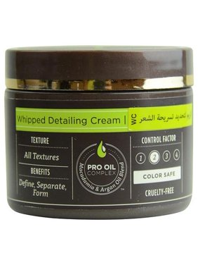 Whipped Detailing Cream by Macadamia for Unisex - 2 oz Cream