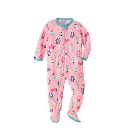 Baby Girls' Blanket Sleeper - Spider Girl Bodysuit