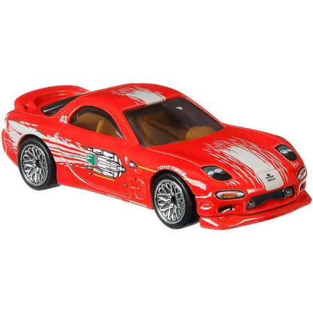 Hot Wheels Fast & Furious Mazda RX7 FD