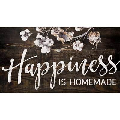 picture about Happiness is Homemade referred to as Joy IS Home made Distressed Wooden Indication, 10\
