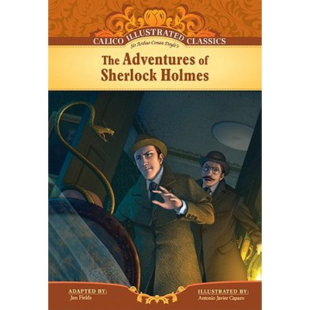 Sherlock Holmes And Watson Halloween (Adventures of Sherlock Holmes)