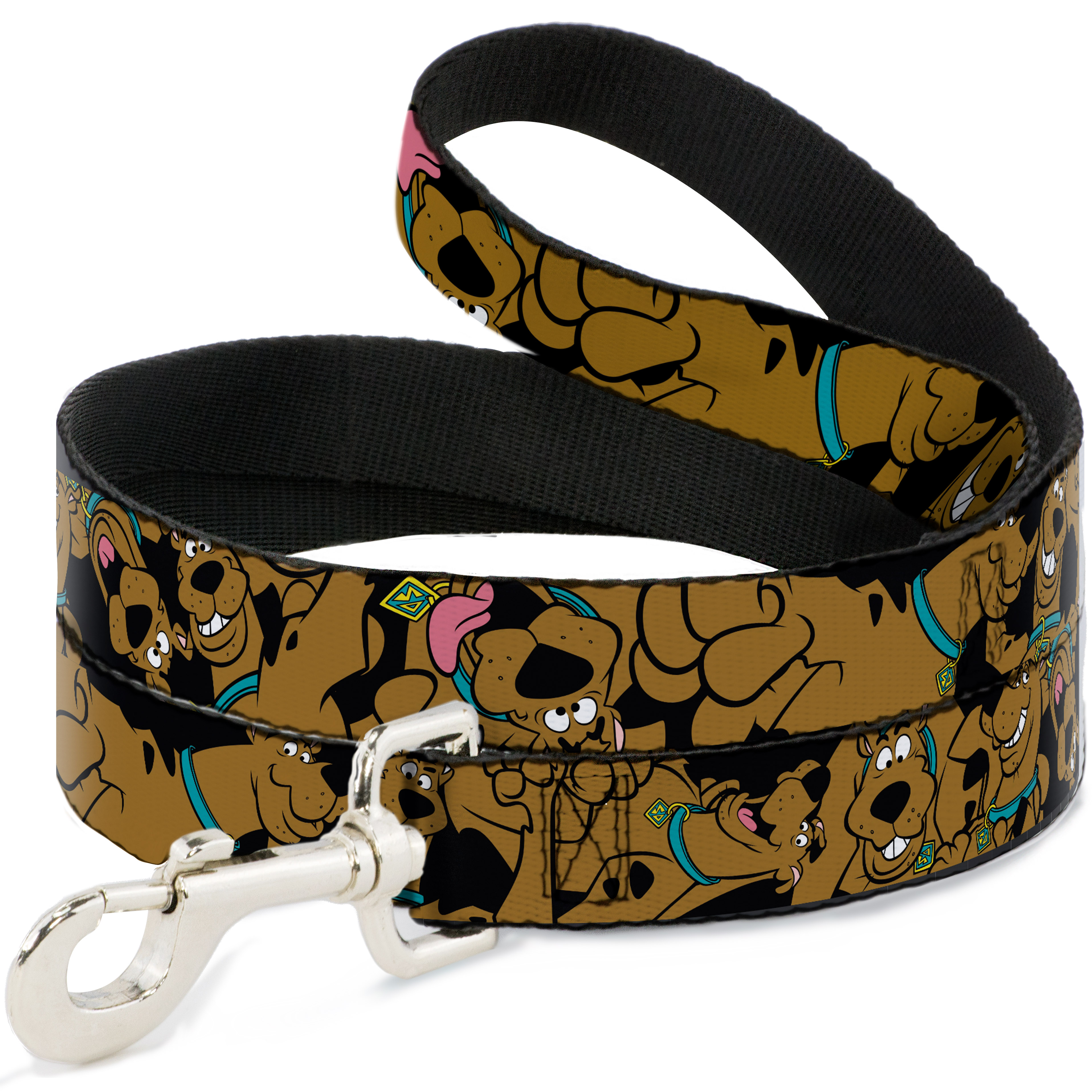 Scooby Doo Comedy Cartoon Series TV Show Scooby Collage Pet Leash