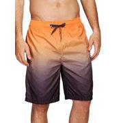 Mens Summer Swimming Swim Shorts Pants Surf Casual Board Beach Pool Gradient Print Tie-Dye Trunks