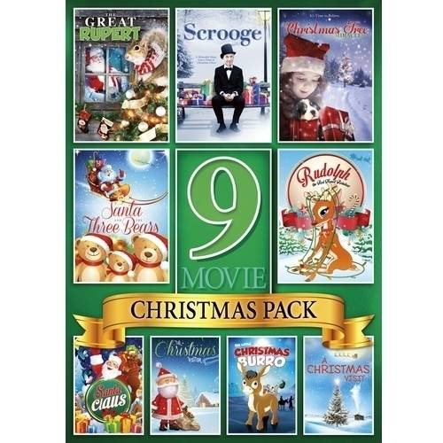 9-Movie Christmas Pack by Platinum Disc