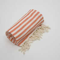 Fun in the Sun 100% Turkish Cotton Pestemal/Fouta Towel