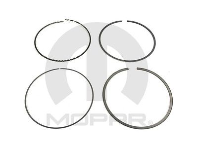 Engine Piston Ring Set Mopar 68230035aa Fits 14 16 Ram 2500 6 4l V8