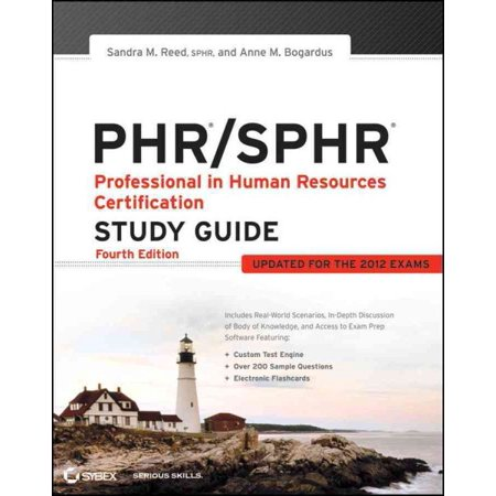 PHR/SPHR Professional in Human Resources Certification Study Guide ...