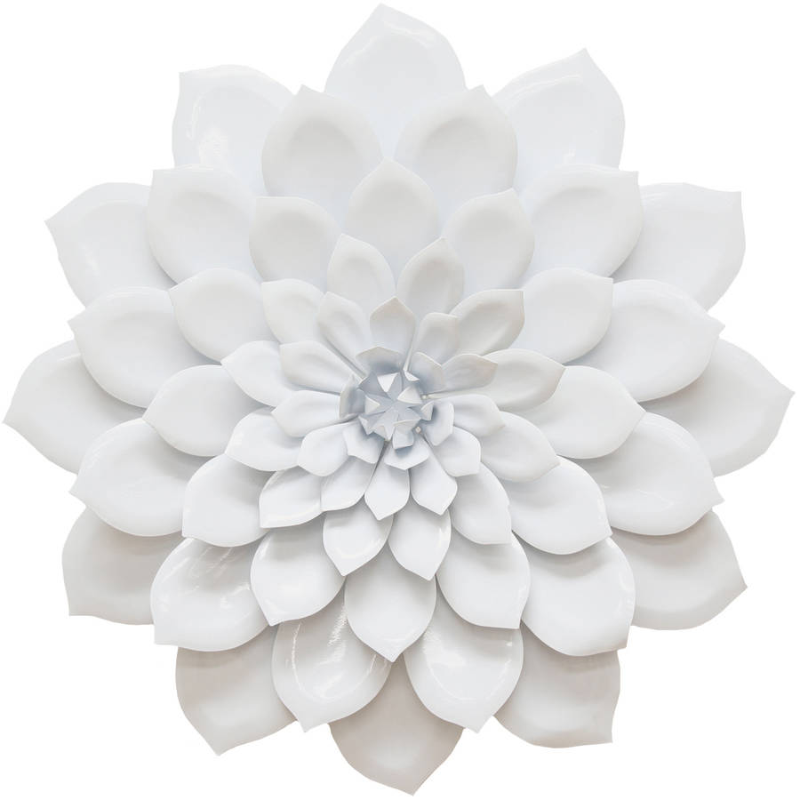 Stratton Home Decor Layered Flower Wall Decor by Stratton Home Decor