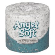 Georgia Pacific Professional Angel Soft Premium Bathroom Tissue, 450 sheets, 80 rolls