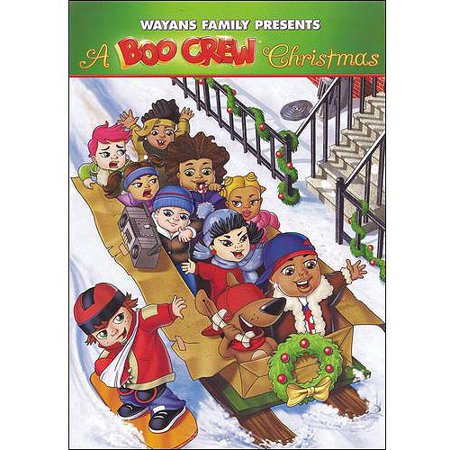 Wayans Family Presents  A Boo Crew Christmas Special  Full Frame