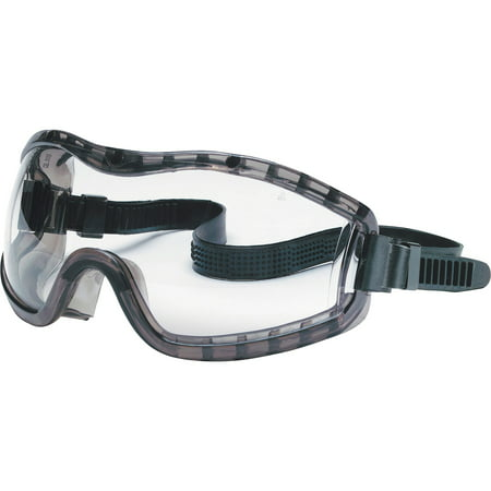 MCR Safety, MCS2310AF, Stryker Safety Goggles, 1 Each, Clear Lens - Mcr Safety Navigator