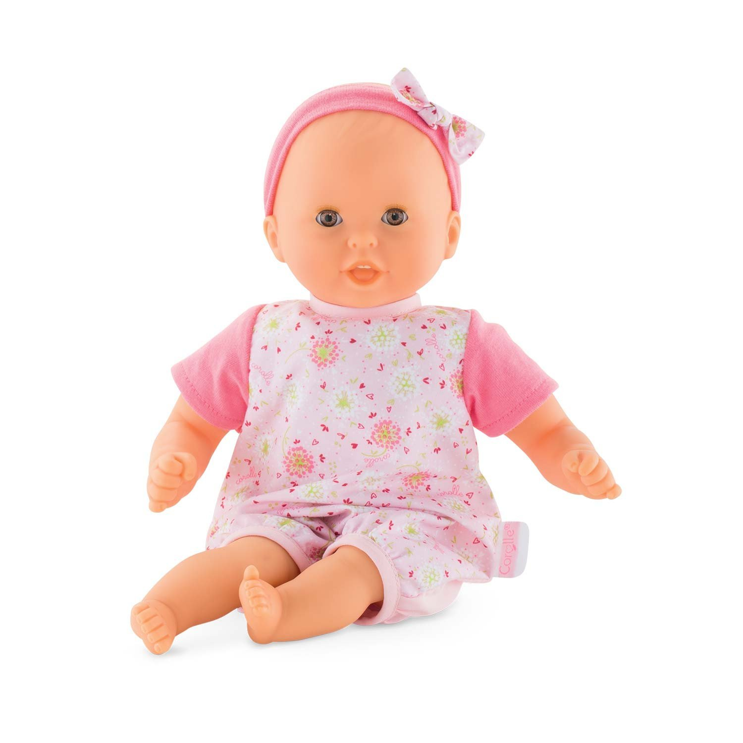 Corolle Mon Premier Poupon Bebe Calin Loving & Melodies Pink Baby Doll FPJ95 by