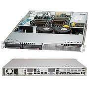 SUPERMICRO CSE-813LT-350CB Supermicro SuperChassis CSE-813LT-350CB 350W 1U Rackmount Server